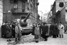 October 23 – Celebrations of 1956 anniversary start in Budapest Prague, World Conflicts, Soviet Army, Political Events, Central Europe, Budapest Hungary, Cold War, Historical Photos, Romania