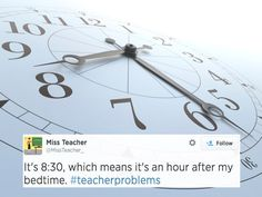 Explaining to your friends why you won't hang out with them in the evenings. | 33 Problems That All Teachers Will Understand
