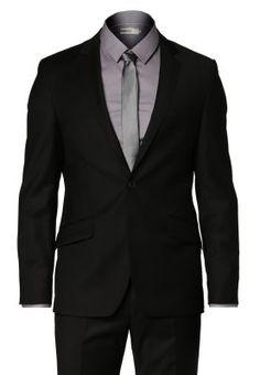 FIGHT - Vestito elegante - nero