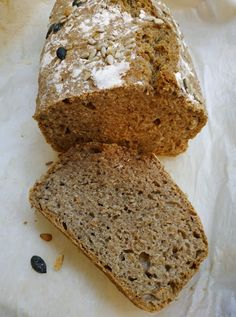 Banana Bread, Food And Drink, Eat, Desserts, Tailgate Desserts, Deserts, Postres, Dessert, Plated Desserts