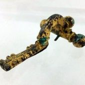 Visigothic cloak pin