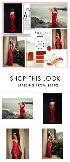 """TONENA #4"" by damira-dlxv ❤ liked on Polyvore featuring Whiteley and Seed Design"