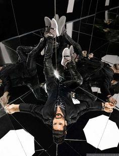 Male Fashion Trends: Shahid Kapoor se rodea de destellos y luz para GQ India en el número de Diciembre