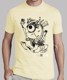 Camisetas Artysmedia - http://www.latostadora.com/artysmedia/ancestral_02/719275