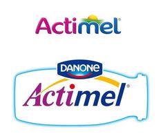 Actimel Rebranding