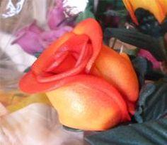 flores de goma eva cym - Buscar con Google