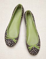 love these Boden shoes.... im a sucker for anything animal print and any shade of green!