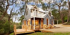 Australian kit home from Storybook Homes