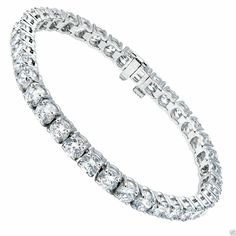 Jewelry & Watches Amicable Platinum Sterling Silver Heart Shape Diamond Cut Sparkle Heart Anklet Bracelet Fine Anklets
