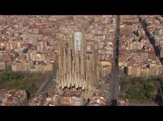 Video: What the Sagrada Familia Will Look Like in 2026