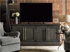 Universal Furniture | Curated | Emerson Console | 552966