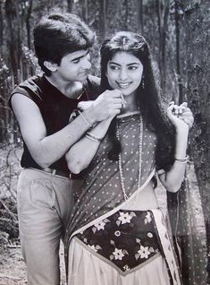 Flashback Fridays: When Aamir Khan and Juhi Chawla's trivial fight ...