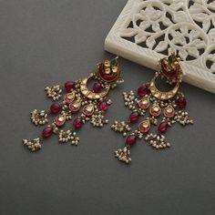 Coral Jewelry, India Jewelry, Temple Jewellery, Ethnic Jewelry, Statement Jewelry, Jewelry Shop, Jewelry Design, Fashion Jewelry, Rajputi Jewellery