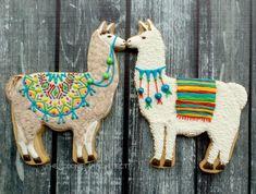 Llama llove   The Cookie Architect