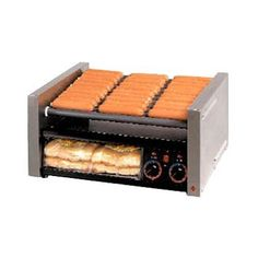 Star Mfg GrillMax Roller 30Hot Dog Grill w Clear Door ** You can find more details by visiting the image link. (This is an affiliate link)
