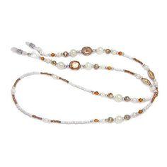 9f74fa5867b Copper Twinkle Beaded Eyeglass Chain Eyeglass Holder