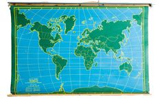 Vintage Chalkboard World & USA Pull Down Map - Old New House Pull Down Map, Royals Series, Vintage Chalkboard, Custom Items, Old And New, Moose Art, New Homes, World, Artwork