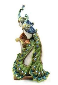 allthingspeacock.com - Peacock Figurines