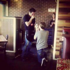 gay love proposal