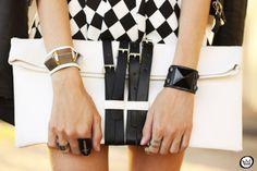 FashionCoolture - 01.08.2013 Awwdore black & white Choies (3)