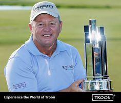 Congratulations to Ian Woosnam on winning the Insperity Invitational.
