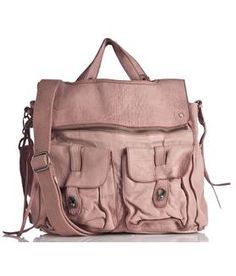 Sac besace en cuir MAKE UP by ATHE-VANESSA BRUNO