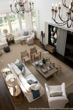 Tour the Beautiful 2014 Southern Living Idea House in Bluffton, South Carolina