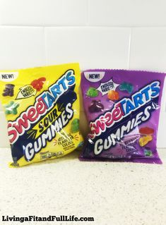 SweeTARTS NEW Gummies Featuring an Endless Variety of Fun Shapes are Incredibly Delicious! + Enter to Win a Year Supply!