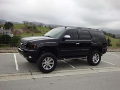 "chevy+tahoe+z71 | 2007 Chevrolet Tahoe ""Toe Tag .45"" - CEN-CAL, CA owned by SMOKED-Z71 ..."