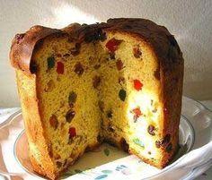 Panettone, Pan de Pascua o Pan Dulce