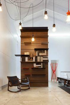EUVIRA ROCKING CHAIR by Jader Almeida for ClassiCon - Schaukelstuhl, Stuhl, Sessel, seating, furniture