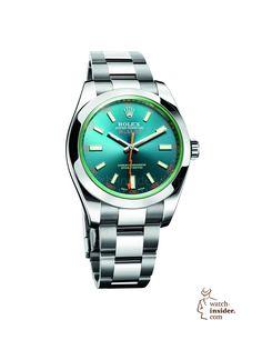 Rolex Milgauss from 2014