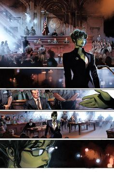 Civil War II #0 preview pg1 - Olivier Coipel