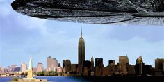 Awakening: Huge UFO Stuns City For 10 Hours On Independence D...
