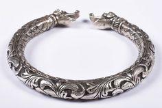 925 Solid Sterling Silver Bangle Nice Rajasthan Traditional Desing 55 mm JSBG-38 #Handmade #Bangle Bangles, Bracelets, Traditional Design, Asian, Silver, Ebay, Jewelry, Jewlery, Money