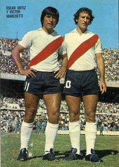 Oscar Ortiz & Victor Marchetti