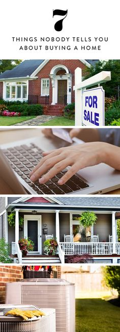 7 Things Nobody Tells You About Buying a Home via @PureWow