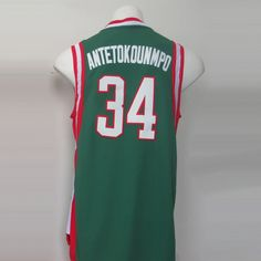 e2be49123 Aliexpress.com   Buy Milwaukee 34 Giannis Antetokounmpo Basketball Jersey