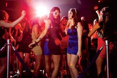 24 Hours at Club Marquee in Las Vegas: GQ.  If you've been to Vegas, you've heard about it or stood in line to get in. Marquee, the superest of the superclubs, sprawls over an astonishing 60,000 square feet. It allows you to party very, very hard. For just thousands of dollars!