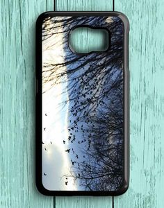 Birds Braving The Fine Art Samsung Galaxy S7 Case