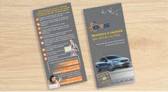 Flyer criado para a empresa GTS.