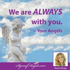 Do you ever feel like your Angels have deserted you?  Watch my video here => http://ow.ly/WSXra