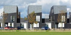 Newhall housing, Harlow, by Alison Brooks Architects. Source: Paul Riddle