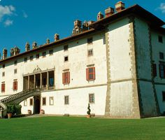 Villa Medicea di Artimino - Carmignano (Prato) #TuscanyAgriturismoGiratola