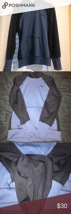 Nike hoodie Nike hoodie, blue and navy Nike Sweaters