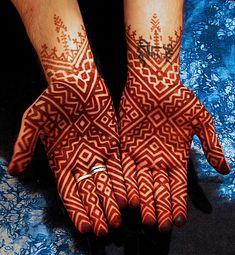 Maroc_1949 - Nic Tharpa Cartier | Nomad Heart Henna