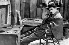 'The Gold Rush' - Charlie Chaplin - 1925