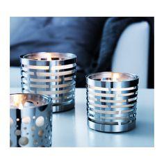 VACKERT Koriste lasikuppikynttilälle  - IKEA