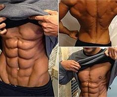 7 Tips on Getting Lean, Hard Abs For some people, weight loss and gaining lean muscle can come relatively easy, but for others, its not that simple. But there are some things you can do that will help you reach your goal of a lean shredded physique. Fitness Workouts, Fitness Goals, Killer Ab Workouts, Muscle Fitness, Mens Fitness, Health Fitness, Men Health, Muscle Body, Fitness Life