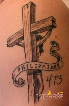 That's the type of cross I want, but I want the banner around the cross, and no Jesus hanging on it...
